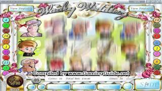 GC Wacky Wedding Video Slots