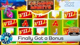 ⋆ Slots ⋆️ New - Dragon Lights Slot Machine Bonus