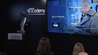 Playtech Academy at ICE 2017, Omni-Channel in Action: Coral Connect