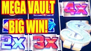 • MY BIGGEST MEGA VAULT WIN! • SEARCHING FOR A HANDPAY • HUGE BONUS WIN •