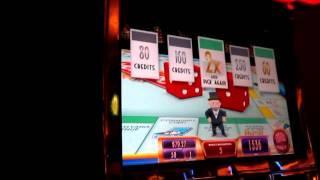 Epic Monopoly Bonus Round At The Venetian
