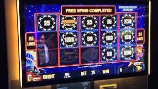 LIGHTNING LINK Slot Machine - Free Play let's fivefold the Money - Live Play - Big Huge Win s
