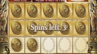 Divine Fortune (NetEnt) - Major Jackpot!