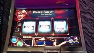 WMS Willy Wonka YOU GET NOTHING! Charlie Free Spins slot machine