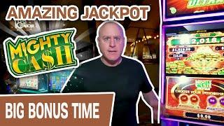 ⋆ Slots ⋆ You Will LOVE Mighty Cash After You See This! ⋆ Slots ⋆ AMAZING Jackpot on Phoenix Storm