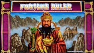 WMS - Fortune Ruler 5c Machine Eps:1 -  2 Bonuses and Bonus Grantee