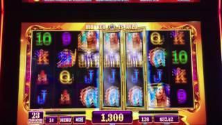 CARNIVAL of MIRRORS Slot Bonus & Re Trigger BIG WIN!