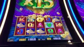 Mega Big Win 5 Dragons Rapid