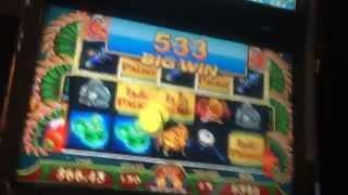 LIVE PLAY on Jade Palace Slot Machine with Bonus and HUGE WIN!!!