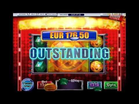 Jackpot Gems Slot - Epic Spins Feature!