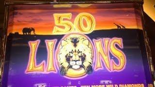 tbt big win 50 lions slot machine bonus 50c. Black Bedroom Furniture Sets. Home Design Ideas
