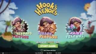 Hook's Heroes™ - NetEnt