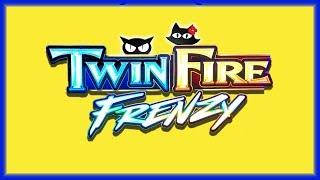 Celestial Towers of Gold • Twin Fire Frenzy • The Slot Cats •