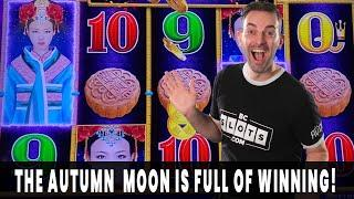 ★ Slots ★ WINNING! Autumn Moon is FULL! ★ Slots ★ Marco & Brian Battle The Sphinx ★ Slots ★ Agua Cal