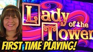 FIRST TIME-NEW GAME-LADY OF THE TOWER