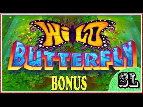 Wild butterflies slot