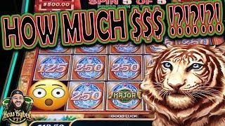 High Limit Mighty Cash Slot Machine Major Chase