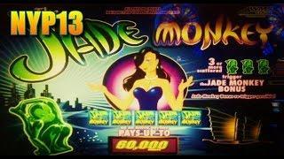 WMS - Jade Monkey Slot Bonus