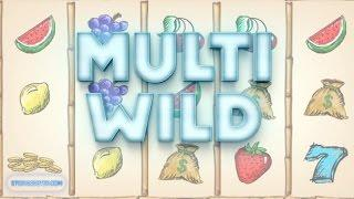 Multi Wild with lots of GOOD Gambles on X10, X5 and X4
