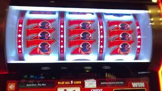 Mega Big Win Buffalo Thundering 7's Max Bet High Limit