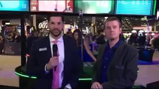 G2E 2017 Table Master Fusion Hybrid - Interview with Product Manager Chris Wester