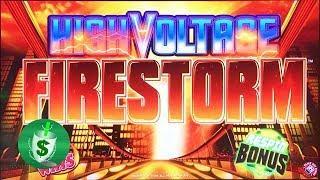 ++NEW High Voltage Firestorm slot machine