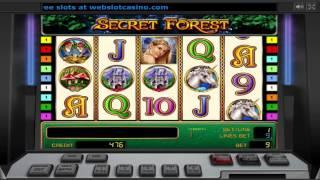 Secret Forest ™ Free Slots Machine Game Preview By Slotozilla.com