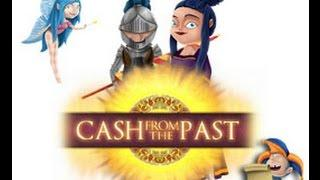 Cash from the Past Slot | UNBELIEVABLE MEGA JACKPOT 1,25€ bet | Freespins x49 multiplier!