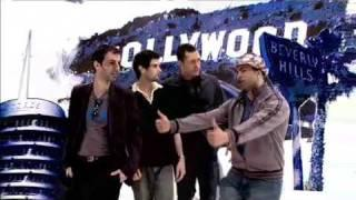 Brian Christopher in an Entourage Commercial for The Movie Network and HBO