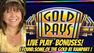 FINDING THE GOLD IN GOLD PAYS SLOT MACHINE-POKIES