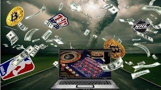 Online Gambling's Perfect Storm