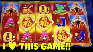 I REALLY LOVE CHOY COIN DOA • LOTS OF LUCK ON LUCKY 88 • SLOT MACHINE POKIE WINS