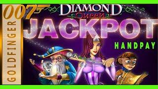 ⋆ Slots ⋆ FINAL SPIN DOUBLES JACKPOT!! ⋆ Slots ⋆ AWESOME JACKPOT HANDPAY ⋆ Slots ⋆ DOLLAR DIAMOND QU