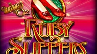 1/2 WMS Ruby Slippers | !!!BIGGEST HIGHROLLER SESSION EVER!!! | !!!£15-£60 stakes!!! MEGA MEGA MEGA