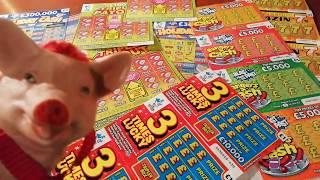 Wow!•BIG Scratchcard Win.. Coming Later tonight•see other Winners Now..•