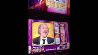 Willy Wonka Giant Grandpa Free Spins On $2 Bet