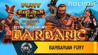 Barbarian Fury slot by Nolimit City