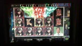 REAL NICE Black Widow Bonus at $75/pull at Lodge Casino Colorado