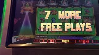 CRAZY 48HRS PT. 2of3, COMEBACK TIMES, NO UNICOW BUT WE GET 400+ SPINS at RETURN FROM PLANET MOOLAH