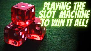 Casino Madness I tell you! Slot Machine BIG GAMBLE