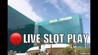 "•LIVE Stream Winning From MGM ""Last Trip"" Slot Play/LivePlay"