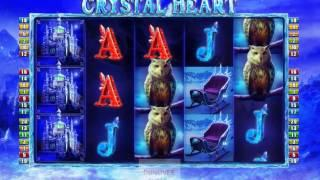 Crystal Heart new game from Merkur dunover tests