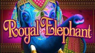 Royal Elephant Slot - NICE SESSION, ALL FEATURES!