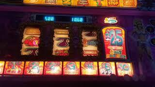 Barcrest Austin Powers £25 jackpot first gander