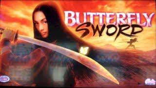 BUTTERFLY SWORD | Bally - Slot Machine Bonus Features