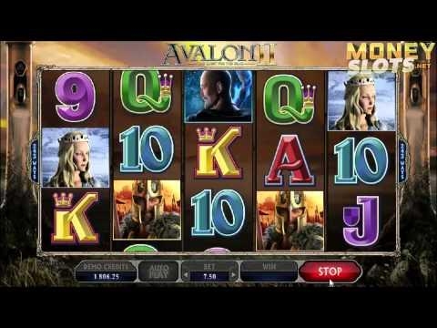 Avalon II Video Slots Review  |  MoneySlots.net