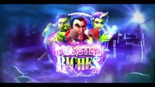 Monster Riches - The Slots Spin-pocalypse is Here!