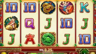 Prosperity Palace new Play 'n Go slot dunvoer tries...