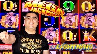 Lightning Link Slot Machine HUGE HANDPAY JACKPOT | High Limit Slot Machine Max Bet Jackpot