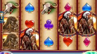 GREAT EAGLE RETURNS Video Slot Casino Game with a FREE SPIN BONUS